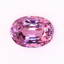 Spinelle rose 2,18 ct