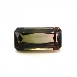 Tourmaline bicolore de 7.7 ct