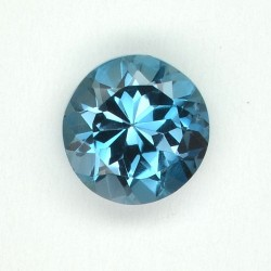 Topaze blue de Londres 1,83 ct