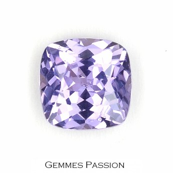 Saphir violet 1,42 ct