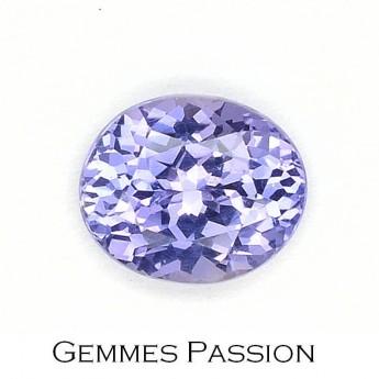 Saphir violet 1,08 ct