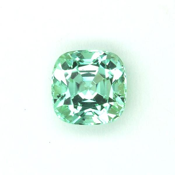 Tourmaline menthe 1,61 carat