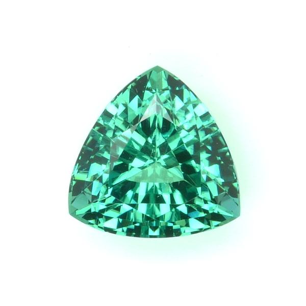 Tourmaline lagon 5,66 carats