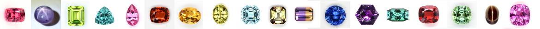 pierres fines et précieuses pour collection et haute joaillerie